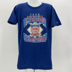 Vintage Champion 1989 Chicago Cubs NLCS Champions